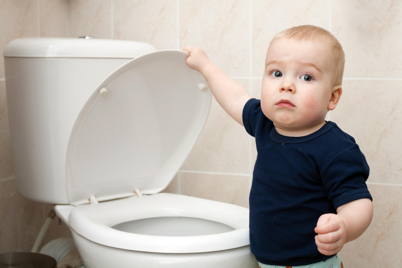 Bébé fafa l'apprentissage de la propreté?